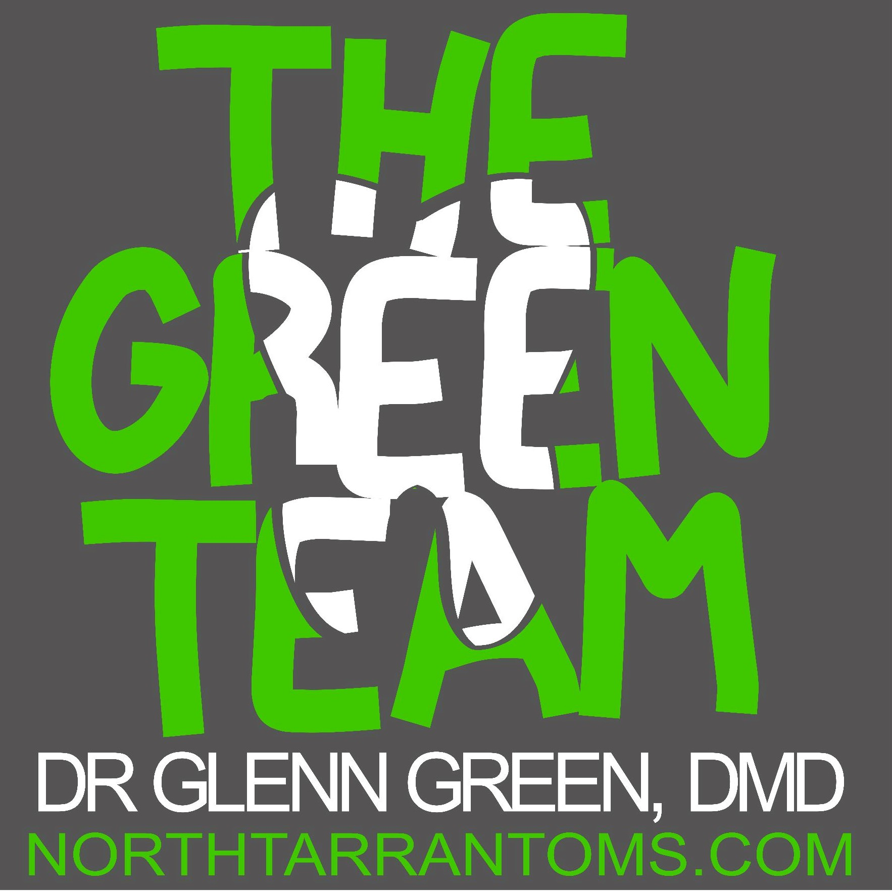 Welcome from Dr. Green and the Green Team!