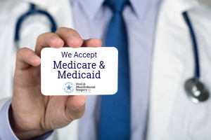 We Accept Medicare and Medicaid