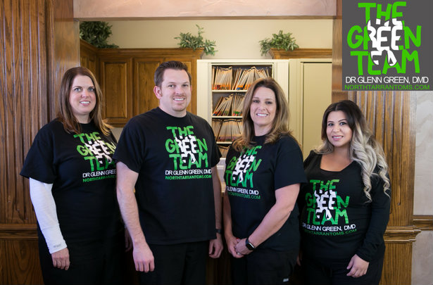 Our Staff - The Green Team