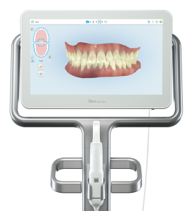 The iTero Element 2 Intraoral Digital Scanner